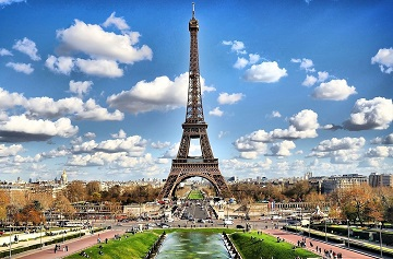 Cheap Holiday in Paris
