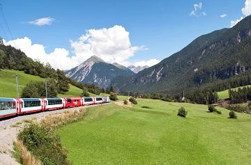 European Train Trips