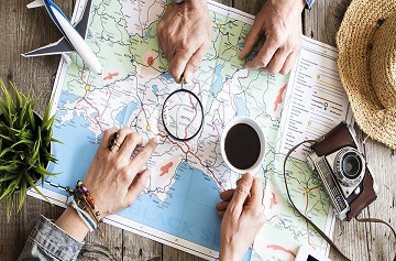 Planning a European Vacation